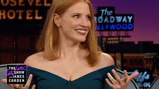 Jessica Chastain Is Matchmaking for Her Grandmother