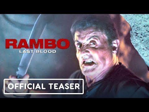 Rambo: Last Blood - Exclusive Official Red Band Teaser