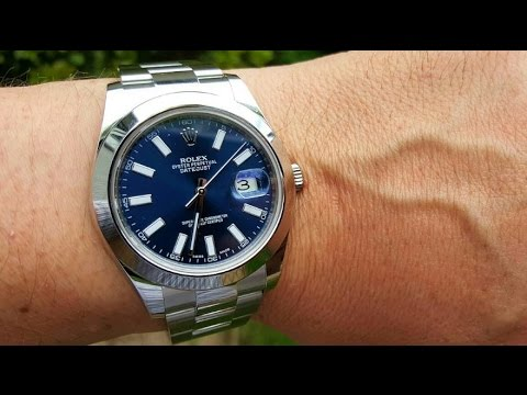 7737ce6bc78 Rolex Review. WHY I PICKED THE DATEJUST II - YouTube