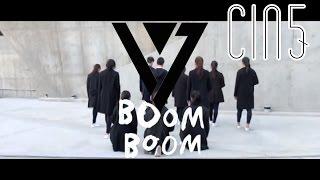 1thek contest seventeen 세븐틴 boom boom 붐붐 dance cover by cinqhk