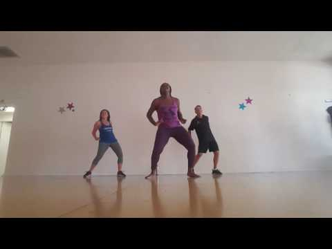 Afro-Caribbean Latin Grooves (Cardio Dance Fitness)
