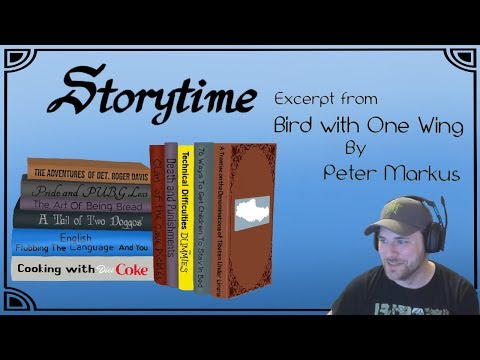 Excerpt From Bird With One Wing By Peter Markus  Recorded Feb 27, 2019