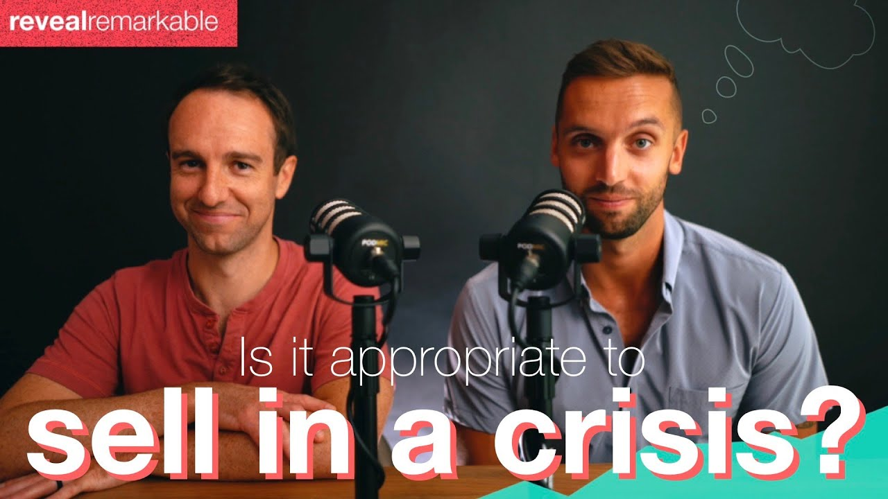 Is it appropriate to sell in a crisis? | Reveal Remarkable