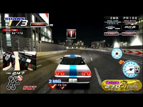 [WMMT5 湾岸5] SOARSチームの大阪エクストリーム乱入対戦, SOARS member's extreme VS mode on Osaka