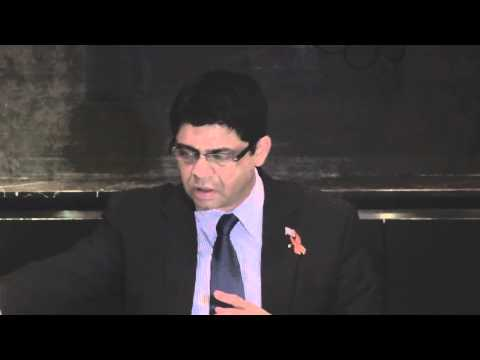 Fijian Attorney General Aiyaz Sayed-Khaiyum press conference - IRB Dubai 7's