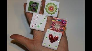 DIY Notizblock mini/Paper Notebook mini