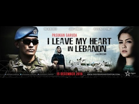 Diary  News Pasukan Garuda I Leave My Heart in Lebanon