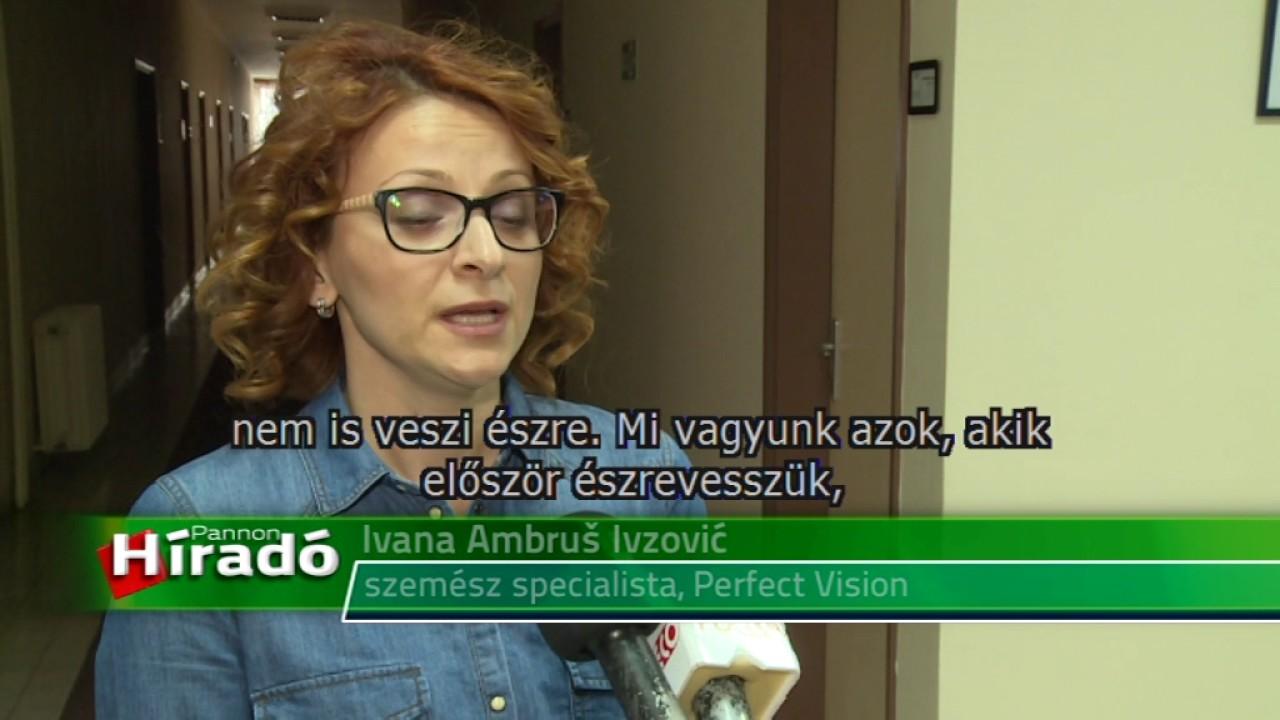 tesztelje a látásomat)