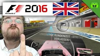 UNGÜLTIG! | Großbritannien 1/2 🎮 F1 2016 #77