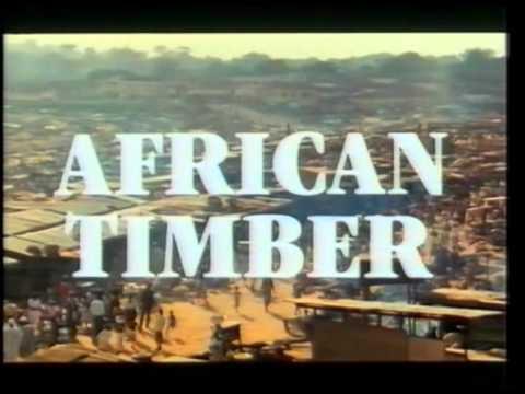 AFRICAN TIMBER   1989 mit Heiner Lauterbach
