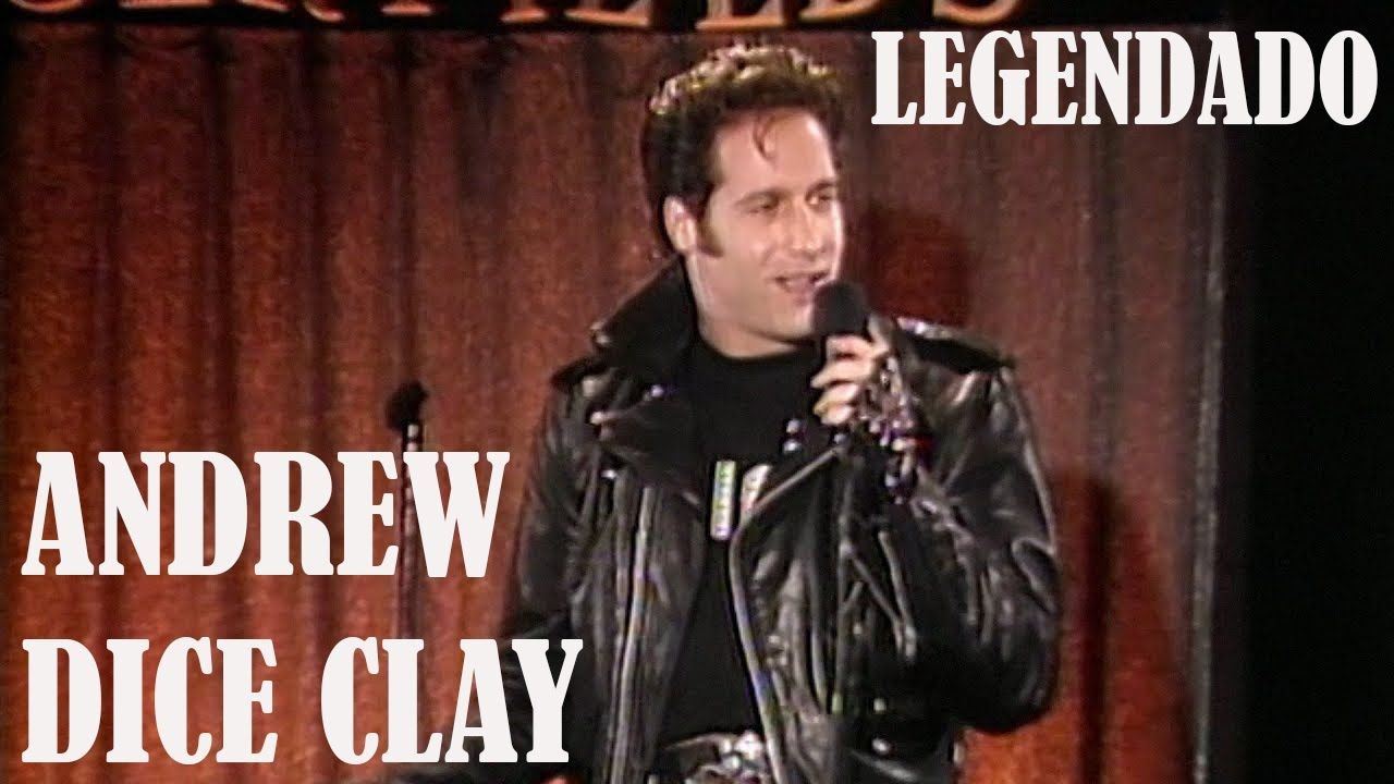 Andrew Dice Clay - Dirty Nursery Rhymes (Legendado)