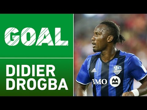 GOAL: Didier Drogba free kick knuckler stuns ORL!
