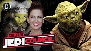 Yoda in Episode IX? Vanessa Marshall Joins the Council - Jedi Council