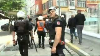 1 mayıs kutlamaları şişli polis ev baskını canlı yayın 13:00