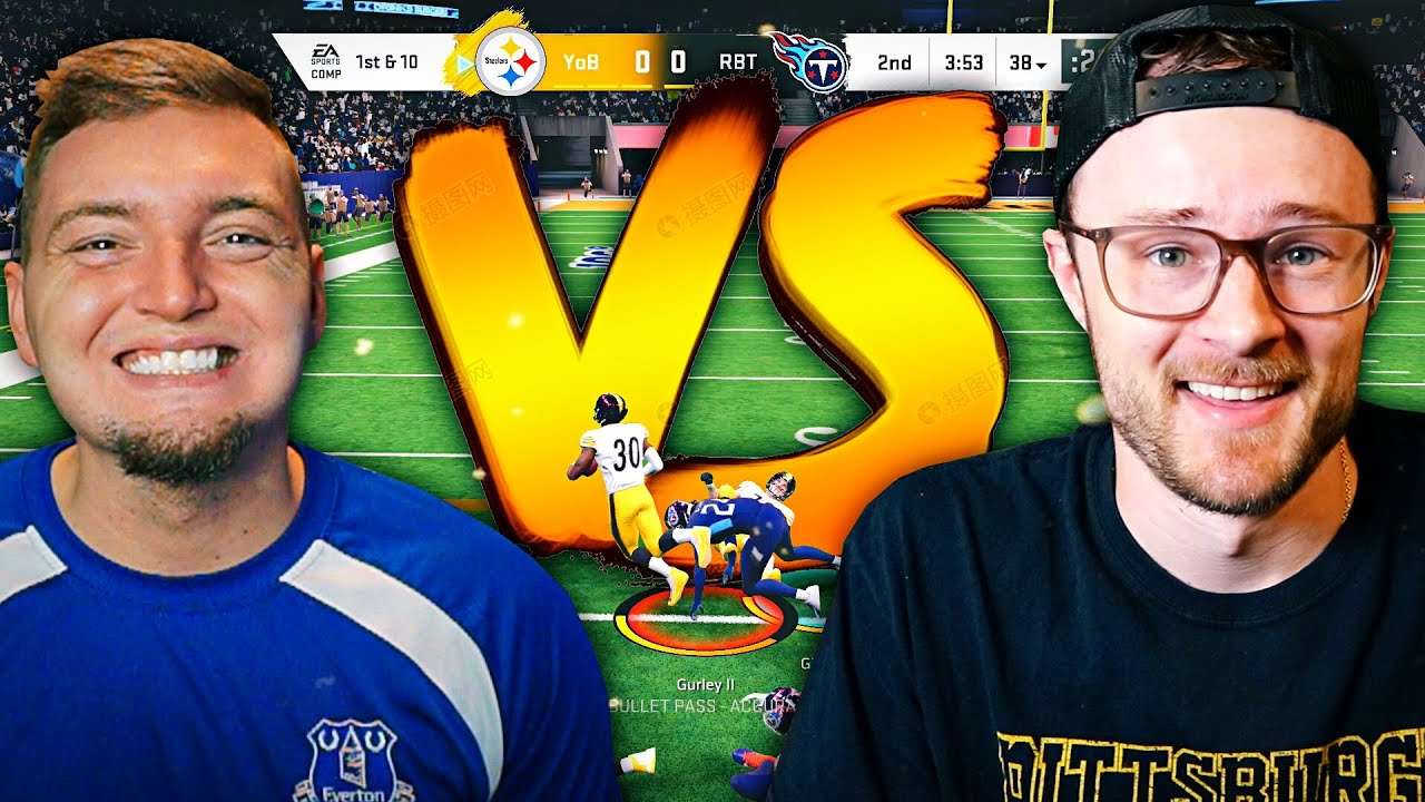 I CHALLENGED RBT TO A BIG REMATCH AND A CRAZY DRAFT CHALLENGE!!