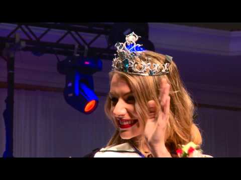 Ms Tourism Sri Lanka International 2016 - Crowning of Ms. Netherlands