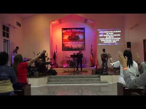 Ya no soy Esclavo Live - Julio Melgar -  CA CFCS Panamá