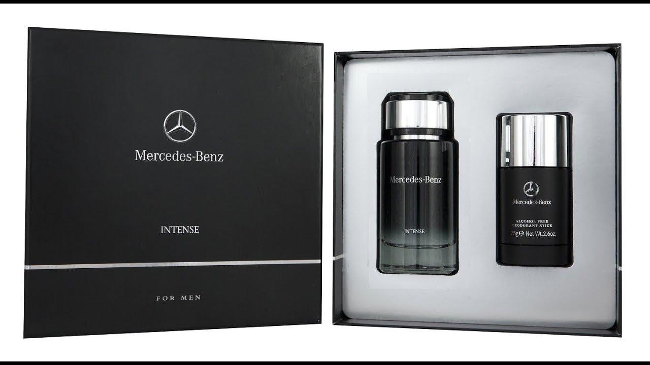 mercedes benz intense for men fragrance review (2013) - youtube