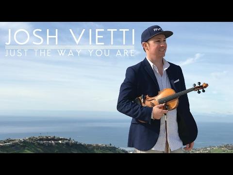Just The Way You Are - Bruno Mars - Josh Vietti Violin Cover