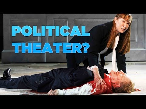 Political Theater and Political Violence