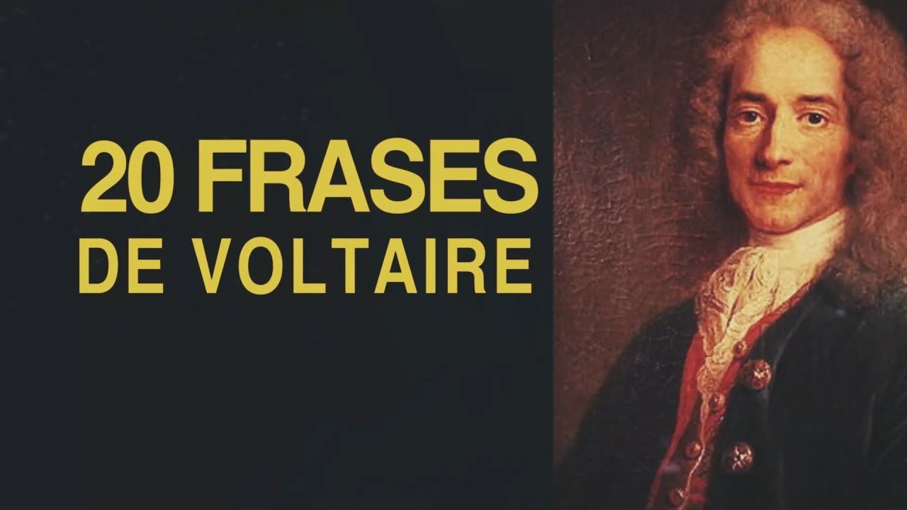 20 Frases De Voltaire Filósofo Que Inspiró La Revolución Francesa