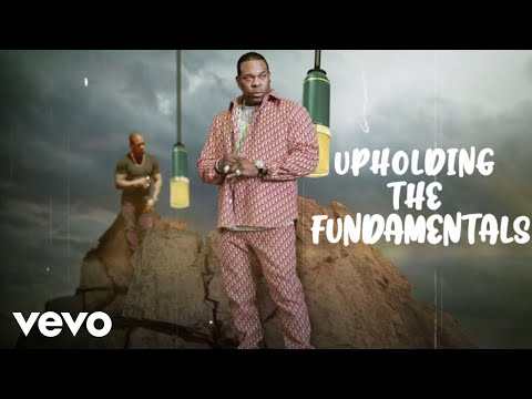 Busta Rhymes - Look Over Your Shoulder (Lyric Video) ft. Kendrick Lamar
