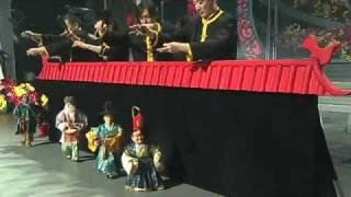 泉州提線木偶戲《閙新春》