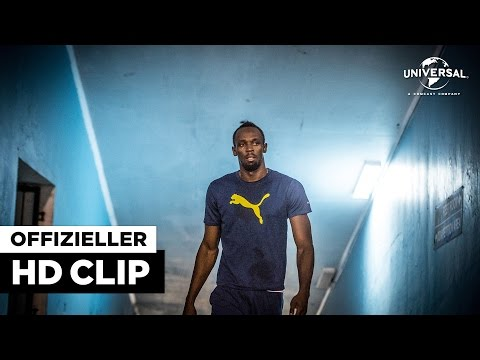 'I Am Bolt' Documented Usain Bolt's Rio Games Training clip
