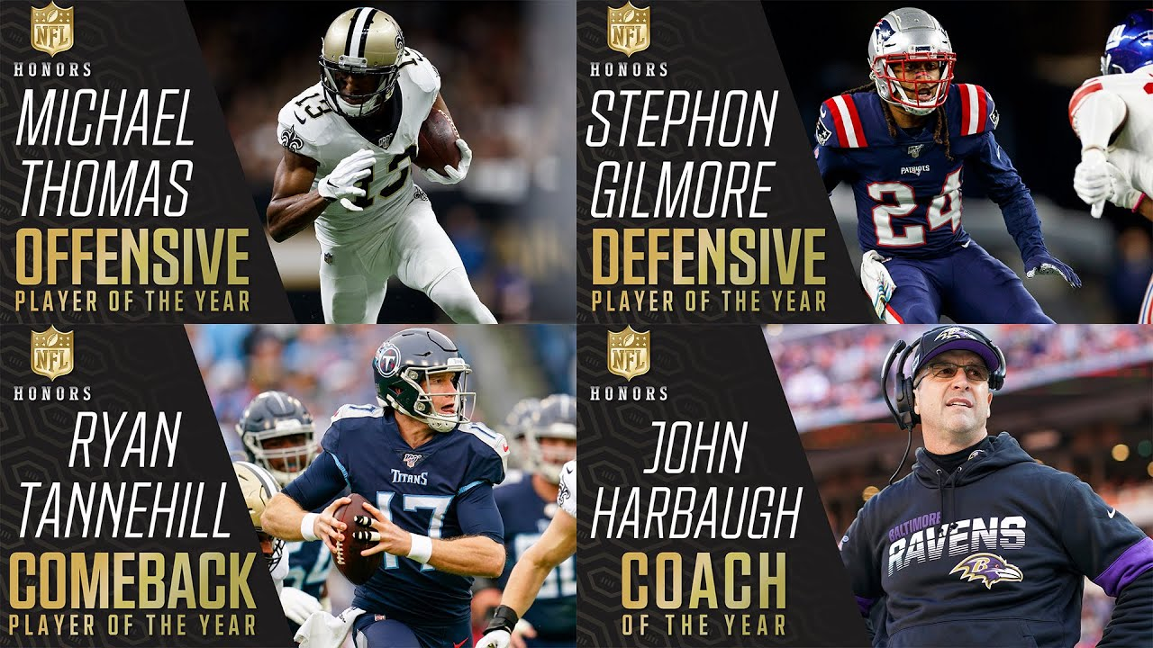 Offensive, Defensive, Comeback Player & Coach of the Year! | 2020 NFL Honors