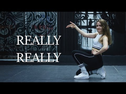 WINNER - 'REALLY REALLY' / dance cover by J.Yana [dance contest]