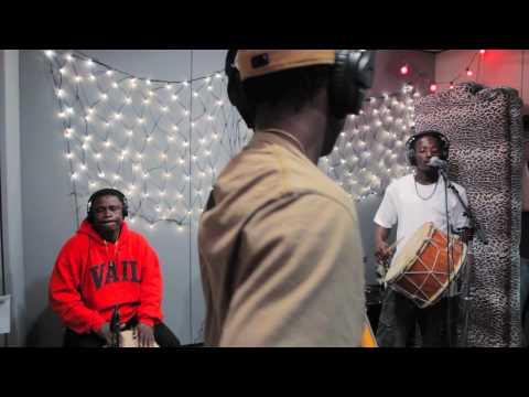 Sierra Leone's Refugee All Stars - Jah Mercy (Live on KEXP)