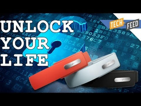 Forget Passwords: Unlock Everything with Nymi Bracelet