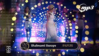 Шабнами Сурайе - Папури Суруди Нав 2018 / Shabnami Surayo - Papuri New Music 2018