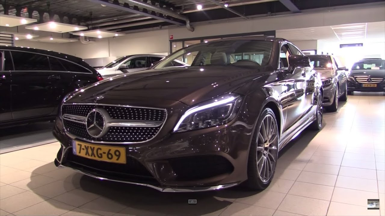 mercedes benz cls 2016 in depth review interior exterior youtube. Black Bedroom Furniture Sets. Home Design Ideas