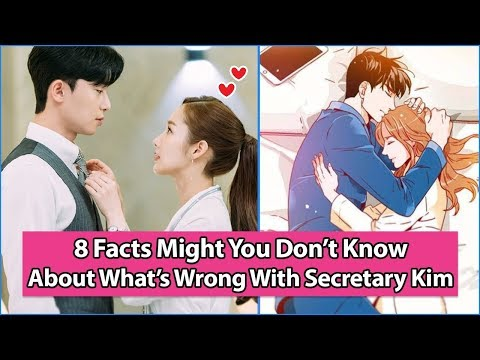 "8-facts-about-""whats-wrong-with-secretary-kim""-might-you-don't-know"