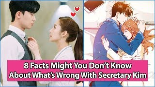 """8 facts about """"whats wrong with secretary kim"""" you need to know please don't forget subscribe for my channel: https://goo.gl/1fcixx create by romantic tv ..."""