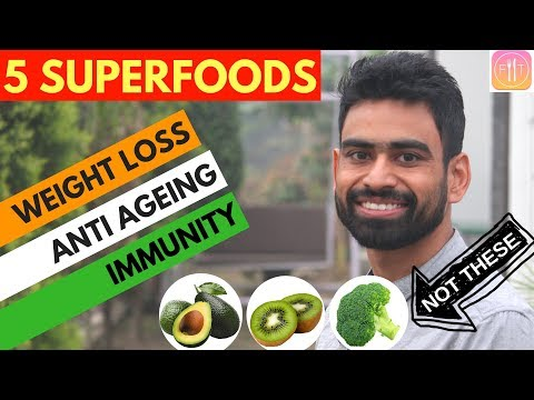 5 Superfoods of India You Must Eat (My Picks)