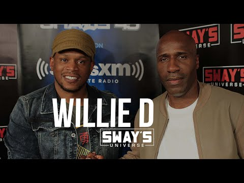 "Willie D Uncensored: Calls Senator Ted Cruz, Charles Barkley and More ""Coons"""
