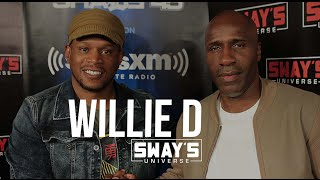 Willie D Uncensored: Calls Senator Ted Cruz, Charles Barkley and More 'Coons' | Sway's Universe