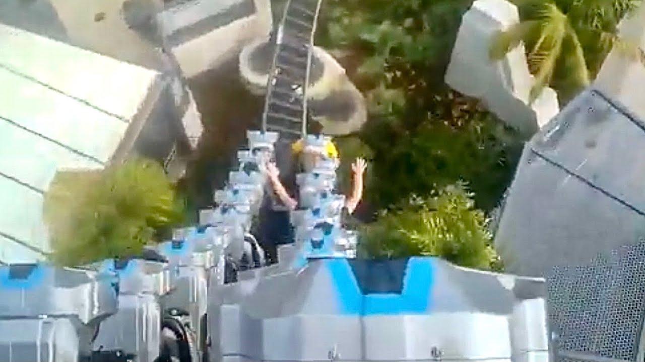 [NEW] Jurassic World Roller Coaster (Full Ride Pov) Universal Studios Velocicoaster