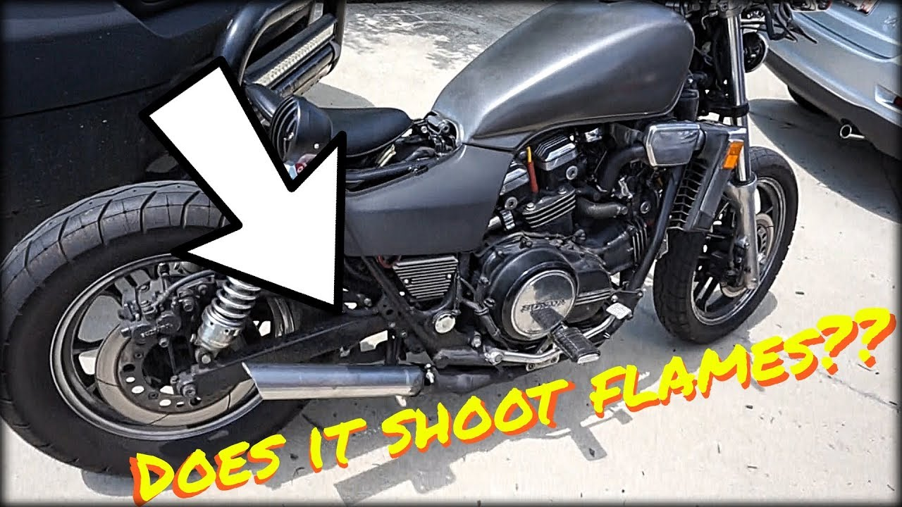CUSTOM Building a HOME MADE Motorcycle Exhaust!!