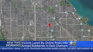 East Chatham Robberies