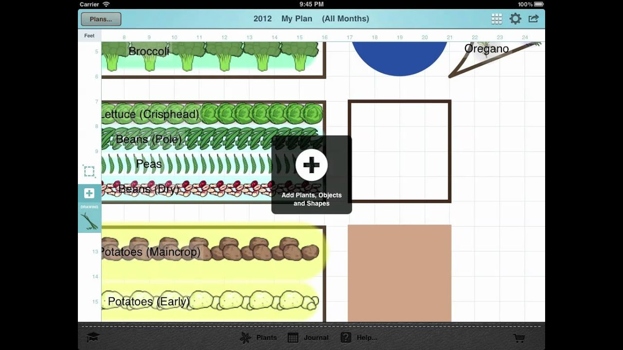 Grow Planner Ipad App Tutorial From Mother Earth News Youtube