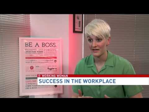 Working Woman: Bossed Up Founder & CEO Emilie Aries - YouTube