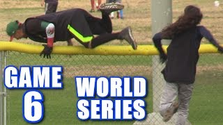WORLD SERIES GAME 6! | On-Season Softball Series