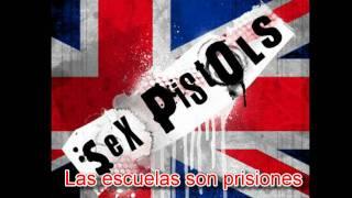 ex pistols schools are prisons subtitulado