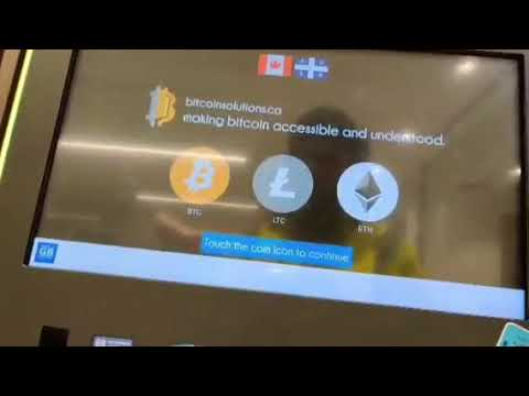 Bitcoin ATM Whole Foods Toronto