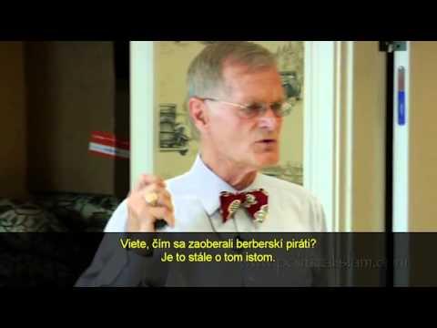 Bill Warner, PhD: Why We Are Afraid: 1400 Years of Fear - Slovak