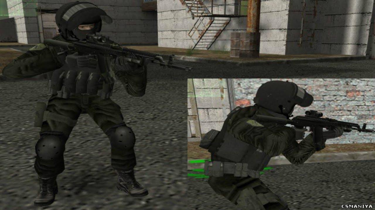 Скачать мод в Тылу Врага 2 Спецназ Мвд