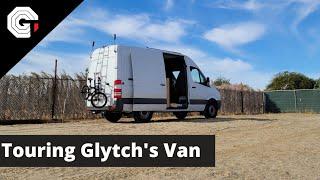 Touring Glytch's Hacker Van